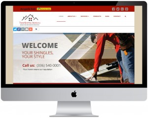 triad roofing services greensboro
